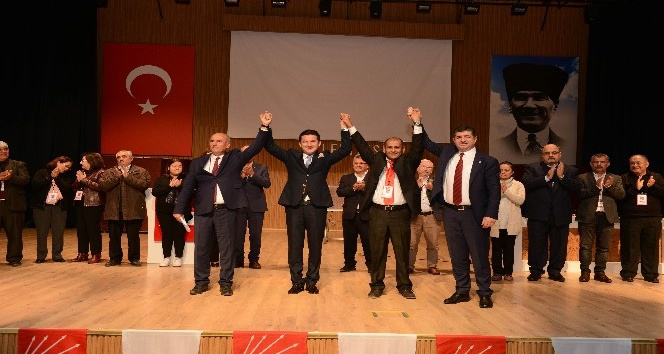 CHP Kumluca İlçe Başkanı Kocacık oldu