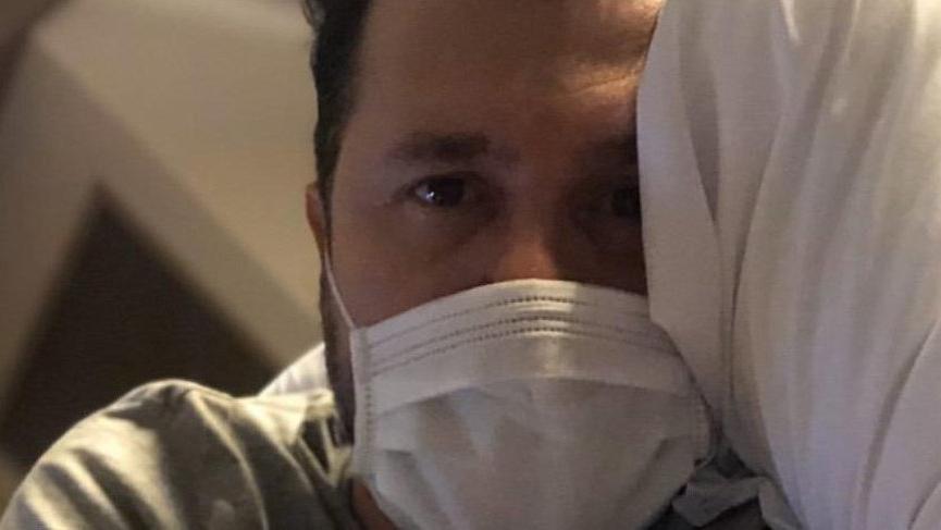 Şarkıcı Levent Dörter'in corona virüsü testi pozitif çıktı