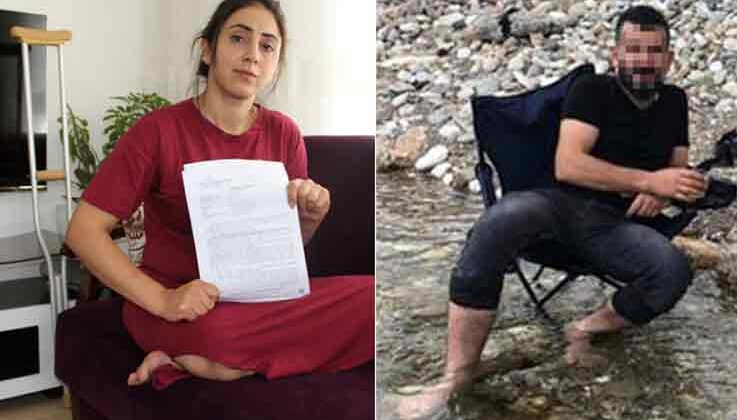 Boşanmak isteyince vurulup, sağ bacağını kaybeden kadının 'tahliye' isyanı