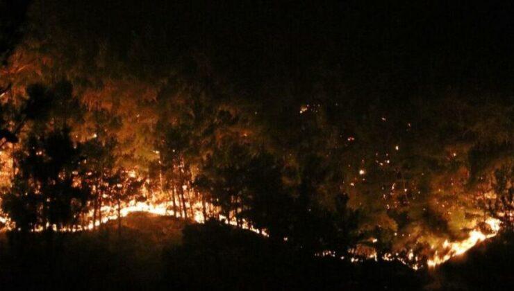 Manavgat'tan acı haber: Alevlerin arasında kalan 2 yangın işçisi hayatını kaybetti