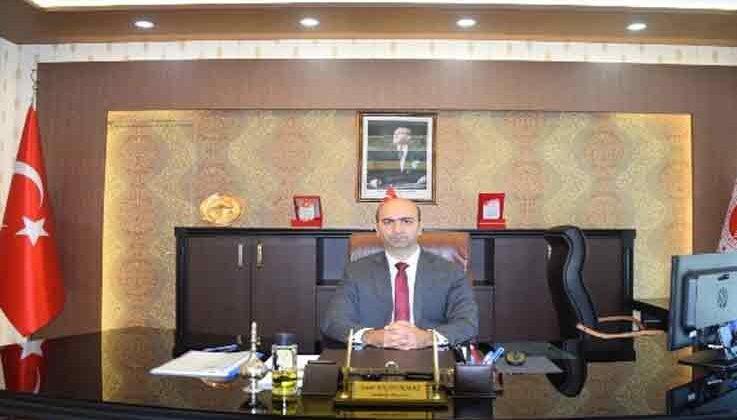 Kumluca'nın yeni Cumhuriyet Başsavcısı göreve başladı