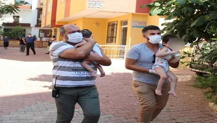"""Antalya'da bakımsızlıktan evde bitkin halde bulunan 4 çocuğun annesi konuştu: """"Pişmanım"""""""