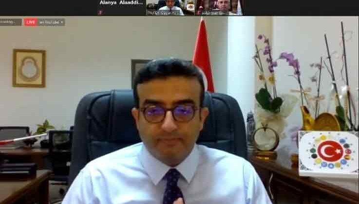 ALKÜ'de 'Kadim Türk Devlet Yapısına Emperyalist Saldırılar ve 15 Temmuz' konferansı