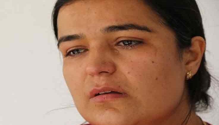 24 saattir kayıp 2 yaşındaki Ecrin'in annesinden yürek dağlayan feryat