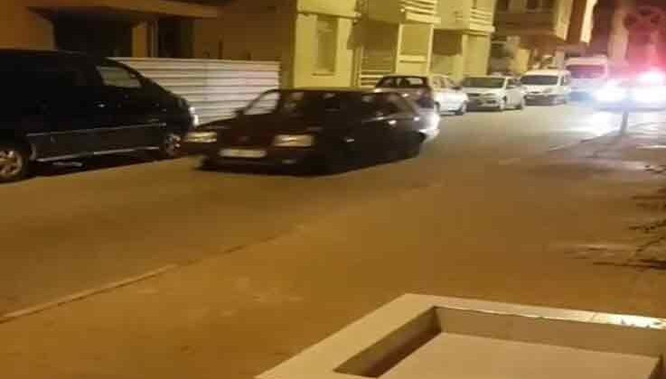 Antalya sokaklarında ehliyetsiz sürücü ile polisin nefes kesen kovalamacası