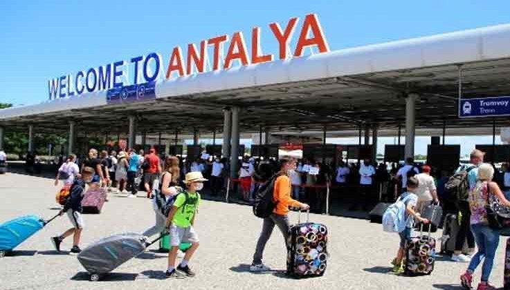 Antalya'da 9 günlük Bayram bereketi