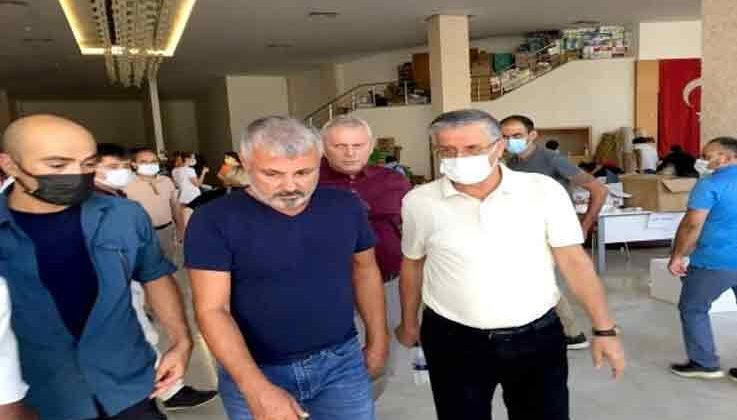 """Başkan Topaloğlu: """"Her zaman Manavgat'ımızın yanındayız"""""""