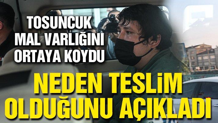 İşte Tosuncuk'un Emniyet'teki ifadesi