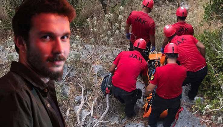 5 gündür kayıp Samet'in cansız bedeni bulundu