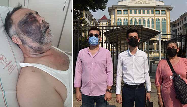 Dövülerek öldürülen engellinin ailesinden sanıklardan birinin serbest kalmasına tepki