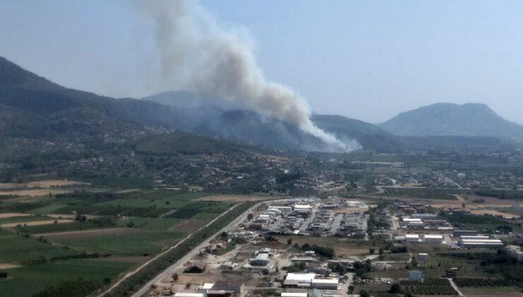 11 gündür devam eden yangında bir kötü haber daha! Evler boşaltıldı, yangın Denizli sınırına dayandı