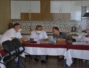 Korkuteli'de 631 öğrencinin faydalanacağı yemek ihalesi yapıldı