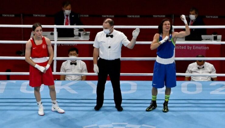 Buse Naz Çakıroğlu gümüş madalya kazandı