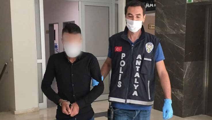 Savcı yalanıyla 1 milyon 100 bin lira dolandırmaya kalktı, yakalandı