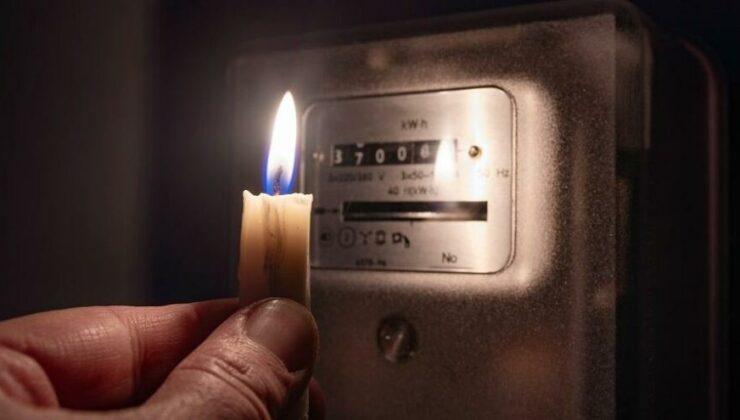 Türkiye genelinde peş peşe elektrik kesintileri