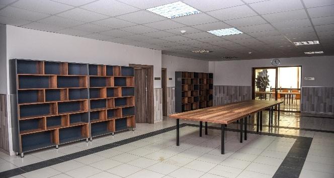 Osman Gazi Kütüphanesi 15 Eylül'de açılıyor