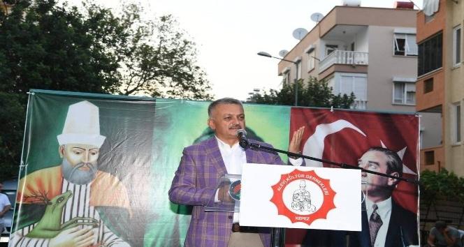 """Vali Yazıcı: """"Anadolu'muzdaki farklı kültür ve inançlar en büyük zenginliğimiz"""""""