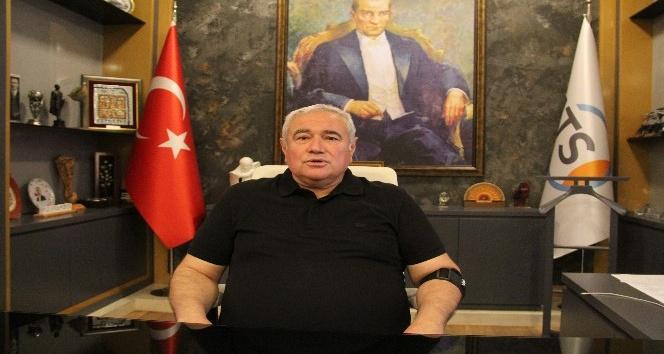 """ATSO Başkanı Çetin: """"4-6 bin TL'ye motokurye bulunamıyor"""""""