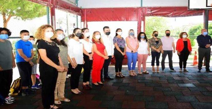 Manavgat Çocuk Kültür Merkezi eğitim yılına açılış töreni ile başladı