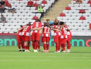 Antalyaspor ile Fatih Karagümrük 16. randevuda