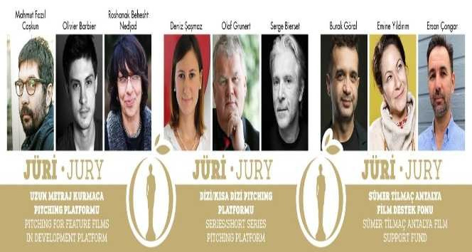 Antalya Film Forum jürileri belli oldu