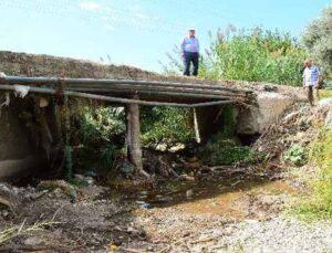 Vatandaşın 40 yıllık köprü problemi çözüm bekliyor