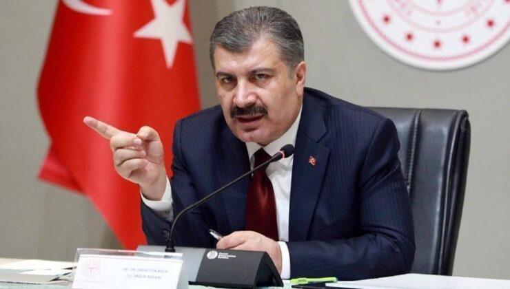 Sağlık Bakanı Fahrettin Koca, 1 Eylül 2021 corona verilerini açıkladı! Vaka ve vefat sayısı patladı