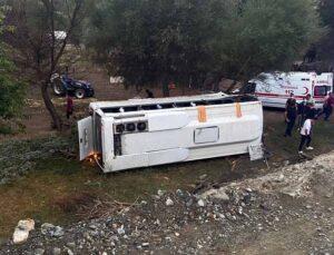 Eşinin yerine sefere gitti, kazada hayatını kaybetti