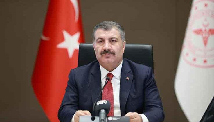 Vaka sayıları artarken Sağlık Bakanı Koca'dan 'kısıtlama' açıklaması