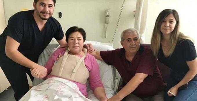30 yıllık eşinin kalp ameliyatı, hayatının dönüm noktası oldu