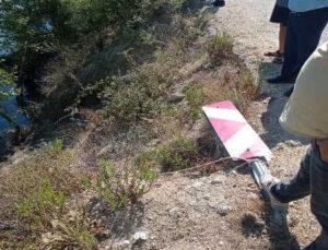 Antalya'da otomobil ırmağa uçtu: 2 yaralı