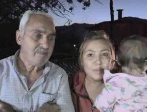 Akrabalarının bir evine kurşun yağdırdı, bir evini yaktı