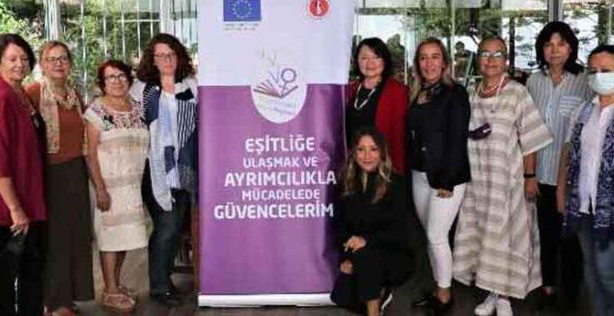 """""""Eşitliğe Ulaşmak ve Ayrımcılıkla Mücadelede Güvencelerimiz"""" Projesinin Antalya 1. izleme çalışmaları tamamlandı"""