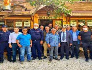 Kumluca'da otel ve pansiyonlar denetlendi
