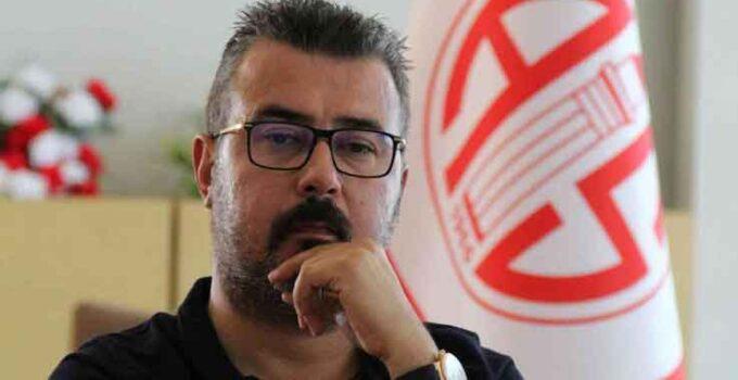 """Antalyaspor Başkanı Çetin: """"Sivas'a puan almaya gidiyoruz"""""""